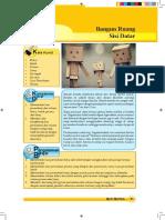 Buku Siswa Kelas 8 SMP Matematika 2014 Bab 4. Bangun Ruang Sisi Datar. Semester 2