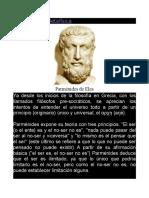 Historia de La Metafísica
