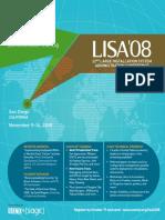 Lisa08 Brochure