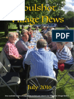 Poulshot Village News - July 2016