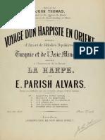Parish Alvars - Air Hebreu de Philopopolis