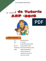 TUTORÍA2016