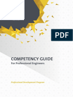 Competency Guide for Professional Engineers May 2014