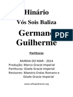Hinário Germano Guilherme - Partituras