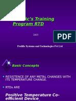 3 - Inst - RTD