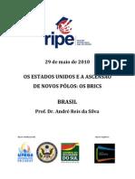 RIPE - 29 de Maio - Os Estados Unidos e a Ascensao de Novos Polos - Os BRICs - Brasil(2)