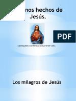 Algunos Hechos de Jesús
