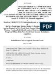 Joseph P. Sullivan v. Manfred Ohrenstein, Individually and as Minority Leader of the New York State Senate, Robert J. Bergin, Individually and as Counsel to New York State Senate Minority Leader and Thomas Cetrino, Individually and as Director of the Minority Program Office of the New York State Senate, 101 F.3d 685, 2d Cir. (1996)