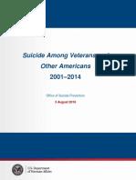 2016 Suicide Data Report