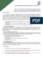 Int. a La Ingeniería - Mantenimiento Industrial