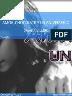 Dayana.villero - Amor, Chocolate y Un Aniversario