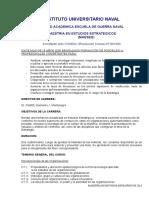 InformaciónMaestríaenEstudiosEstratégicos2013