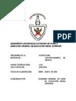 Programa ESEM Del Nivel Medio Superior