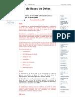 Administración de Bases de Datos_ Herramientas de Los SGBD y Consideraciones Para Elegir Un Buen DBMS