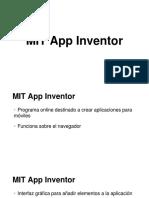 Que Es MIT App Inventor