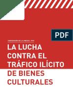 Lucha contra el tráfico ilícito de bienes culturales