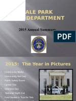2015 Annual Summary Meeting Presentation