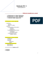 Lucrare practica 27 - Medicaţia SNC 2.docx