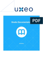 Nuxeo Studio Documentation
