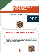 Teorias de Sistemas y Prospectiva