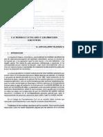 11- Las Medidas Cautelares y Los Procesos Ejecutivos