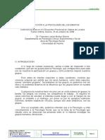 Ponencia Psicologo II Encuentro Provincial Clubes Lectura