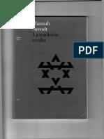 Arendt, Hannah - La tradicion oculta.pdf