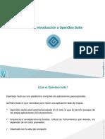 Unidad 1 Introducción a Opengeo Suite