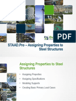 01_Assigning Properties to Steel Structures_PPT