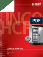 Istruzioni Duso Serie HCP INCO2
