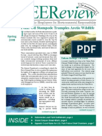 Spring 2008 PEEReview - Public Employees for Environmental Responsibility