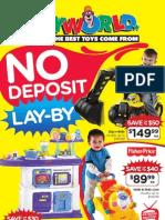 No Deposit Lay-By June 2010