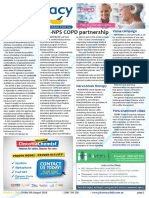 Pharmacy Daily for Fri 05 Aug 2016 - GSK-NPS COPD partnership, Guild to launch 6CPA tools, New scheduling proposals, Events Calendar and much more