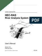 HEC-RAS 5.0 Users Manual