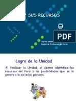 Unidad 3_El Perú y Sus Recursos