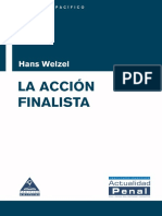 Accion Finalista - Hans Welzel