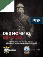 DES HOMMES DÉVOUÉS