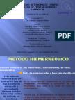 Mmetodos de Las Ciencias Exp.