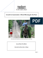 Creciendo en La Pobreza Guatemala