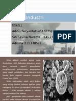 K3 Debu Industri