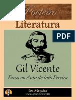 Farsa Ou Auto de Ines Pereira - Gil VIcente