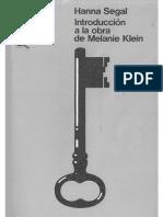HANNA SEGAL, Introducción a la obra de Melanie Klein(2) (dragged)