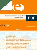 Paisajistas Chilenos I
