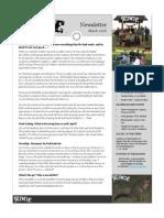 Newsletter 2008 03March