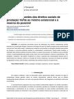 Cláusulada Reserva Do Possível - II