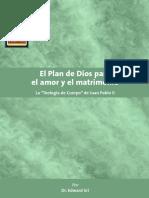 El Plan de Dios para el Amor y el Matrimonio - Teología del Cuerpo.pdf