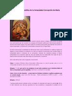 Sobre la doctrina católica de la Inmaculada Concepción de María - José Miguel Arraiz.pdf