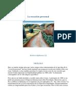 La vocacion personal - Herbert Alphonso, S.J.pdf