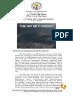 Sky City Briefer