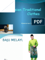 Malaysian Traditional Clothes.pptx